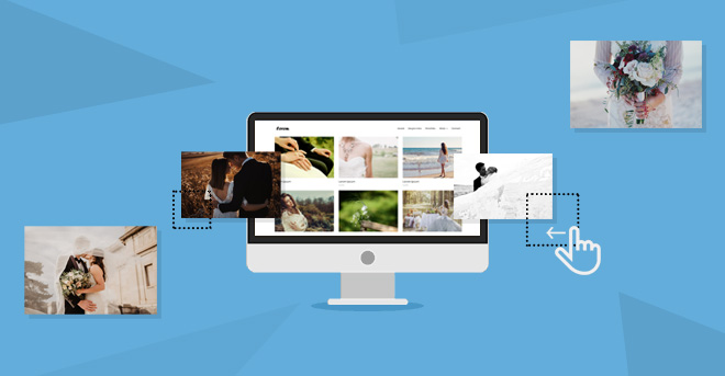 Ofertă site pentru fotografi
